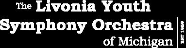 Livonia Youth Symphony Orchestras Logo